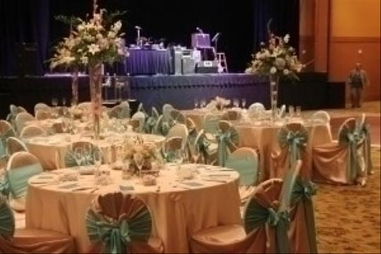 Champagne Tablecloths And Chair Covers Tradesy