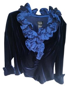 Xscape Top Navy