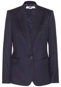 Stella McCartney Navy Blue Blazer