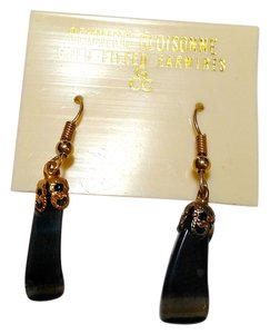 Other Tiger's Eye Stone Earrings E201