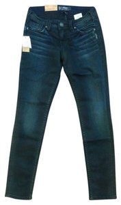 Silver Jeans Co. Aiko Fit Skinny Jeans-Dark Rinse