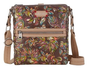 Sakroots Holds An Ipad Mini Cross Body Bag
