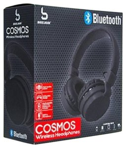 Bass Jaxx Bass Jaxx Bass Jaxx Cosmos Wireless Bluetooth Headphones BRAND NEW IN BOX