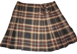 Express Mini Skirt Brown