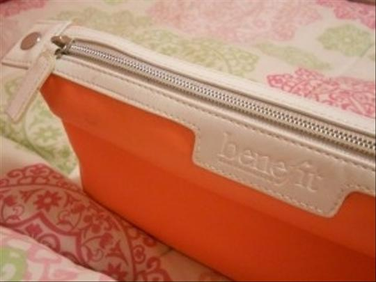 Benefit Zip Top Benefit Cosmetic Bag