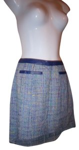 ASTR Mini Skirt Royal