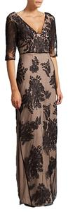 ALICE by Temperley Embroidered Long Evening Wear Holiday Party London Dress
