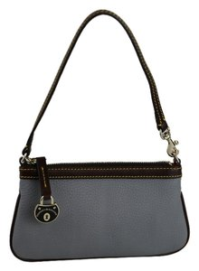 Dooney & Bourke Wristlet in Grey