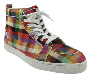 Christian Louboutin Checkered Athletic