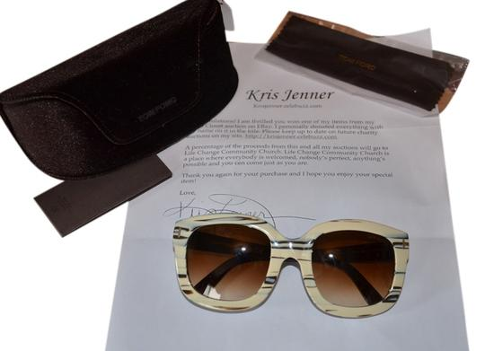 Preload https://img-static.tradesy.com/item/999055/tom-ford-cream-and-brown-women-s-sunglassesexcellent-used-condition-sunglasses-0-0-540-540.jpg