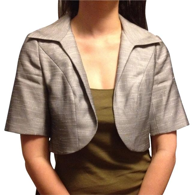 Kay Unger Silver Jacket