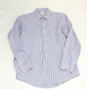Brooks Brothers Men Cotton Dress Shirt