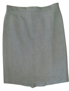 Ann Taylor LOFT Skirt Grey