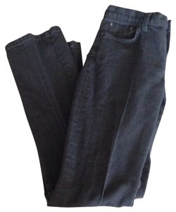 Ralph Lauren Denim Boot Cut Jeans-Dark Rinse