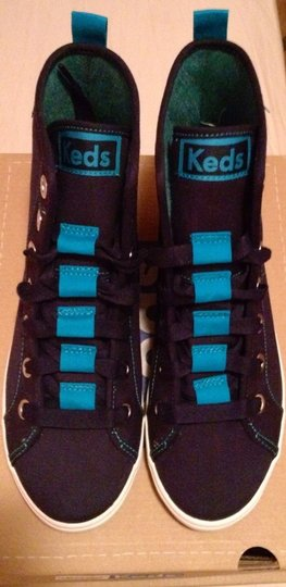 Keds Navy Boots