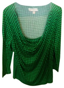 Michael Kors Top Black and green