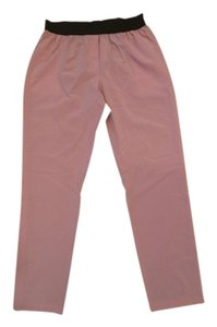 WAYF Relaxed Pants Rose and black