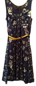 Jason Wu for Target short dress Blue Floral on Tradesy