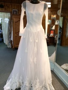 Mon Cheri Mon Cheri Vintage Wedding Dress