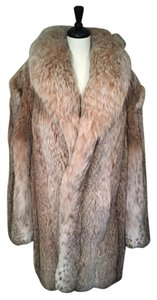 James Galanos Fur Coat