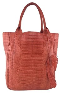 Nancy Gonzalez Tote in Orange