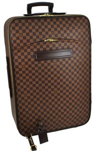 Louis Vuitton Damier Roller Jumobo Xl Lv Travel Damier Canvas Ebene Travel Bag