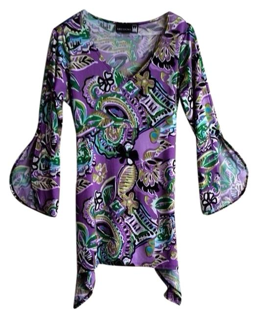 Preload https://item4.tradesy.com/images/tunic-size-10-m-999458-0-0.jpg?width=400&height=650
