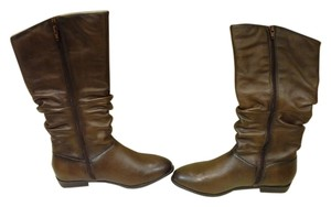 ALDO Leather Size 8 Brown Boots