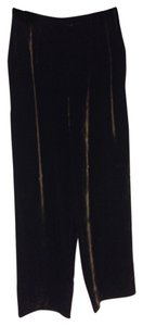 Giorgio Armani Wide Leg Pants Brown