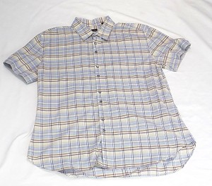 Paul Smith Plaid Cotton Shirt