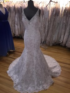 Justin Alexander Justin Alexander #8737 Wedding Dress