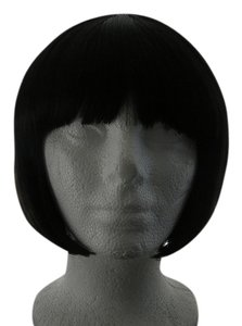 Kane Kalon Wig Brand new Kane Kalon Bobbed black wig. Very chic and trendy. Comfortable wig with neck adjustment strap. Looks incredibly real especially along the skull cap of wig.