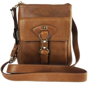 Cole Haan Ludlow St Dayna Leather Cross Body Bag