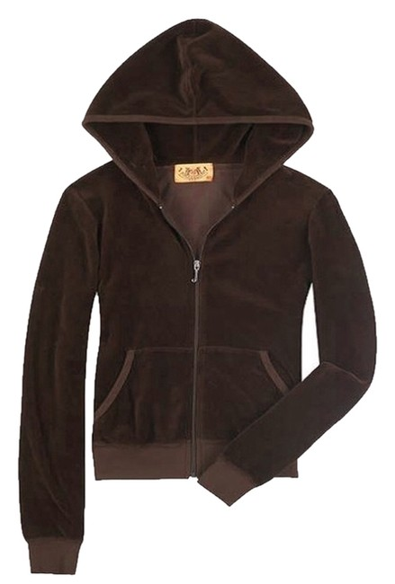 Preload https://item4.tradesy.com/images/juicy-couture-brown-velour-jacket-tracksuit-sweatshirthoodie-size-4-s-999658-0-0.jpg?width=400&height=650