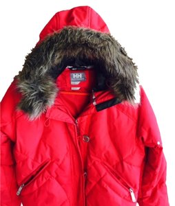 Helly Hansen red Jacket