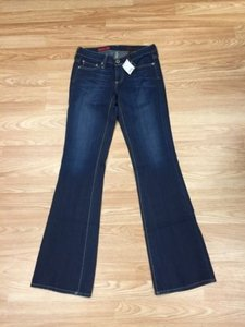 AG Adriano Goldschmied Washed Boot Cut Jeans