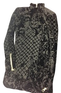Balmain x H&M short dress Black Balman Velvet on Tradesy