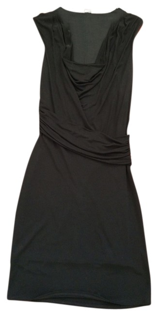 Preload https://img-static.tradesy.com/item/999831/three-dots-black-above-knee-cocktail-dress-size-4-s-0-0-650-650.jpg