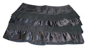bebe Mini Skirt greys