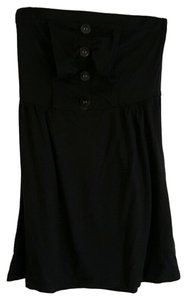Cooperative short dress Black on Tradesy