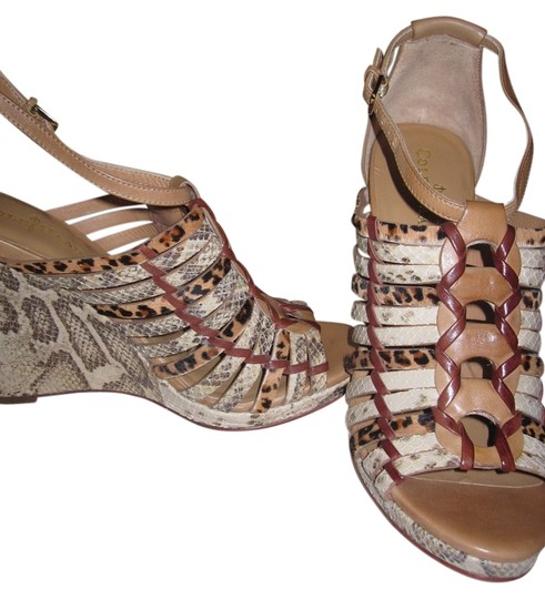 Cole Haan Air Minka Platform Sandal multi Wedges
