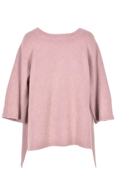 Item - Pink Women's Knitwear Cardigan