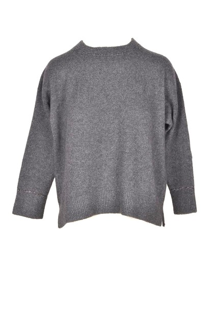 Item - Grey Women's Sweatshirt/Hoodie