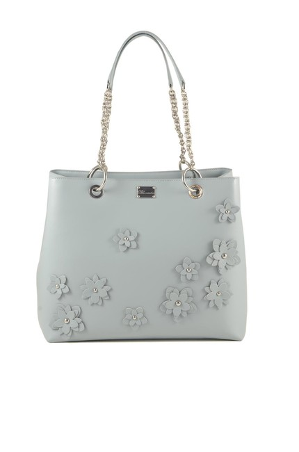 Blumarine Blugirl Light Blue Women's Shoulder Bag Blumarine Blugirl Light Blue Women's Shoulder Bag Image 1