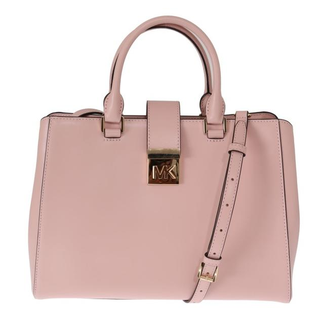 Item - Crossbody Pink Mindy Satchel One Size Shoulder Bag