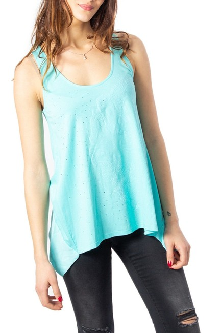 Item - Turquoise Women's Tank Top/Cami