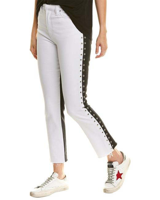 Item - Holly Total Eclipse Straight Leg Whc2031dpq Capri/Cropped Jeans