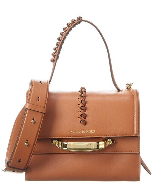 Item - The Story Leather 619746 1x3ct 2590 Shoulder Bag