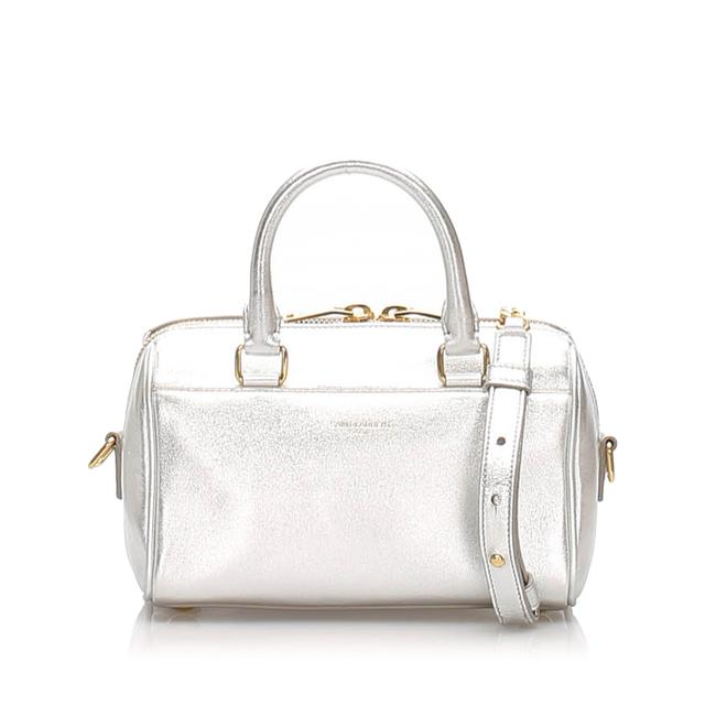 Saint Laurent Duffle Bag Ysl Baby Classic Metallic Leather Satchel Saint Laurent Duffle Bag Ysl Baby Classic Metallic Leather Satchel Image 1