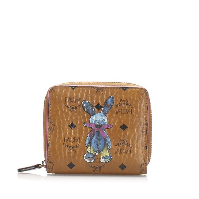 Item - Visetos Mini Rabbit Leather Wallet